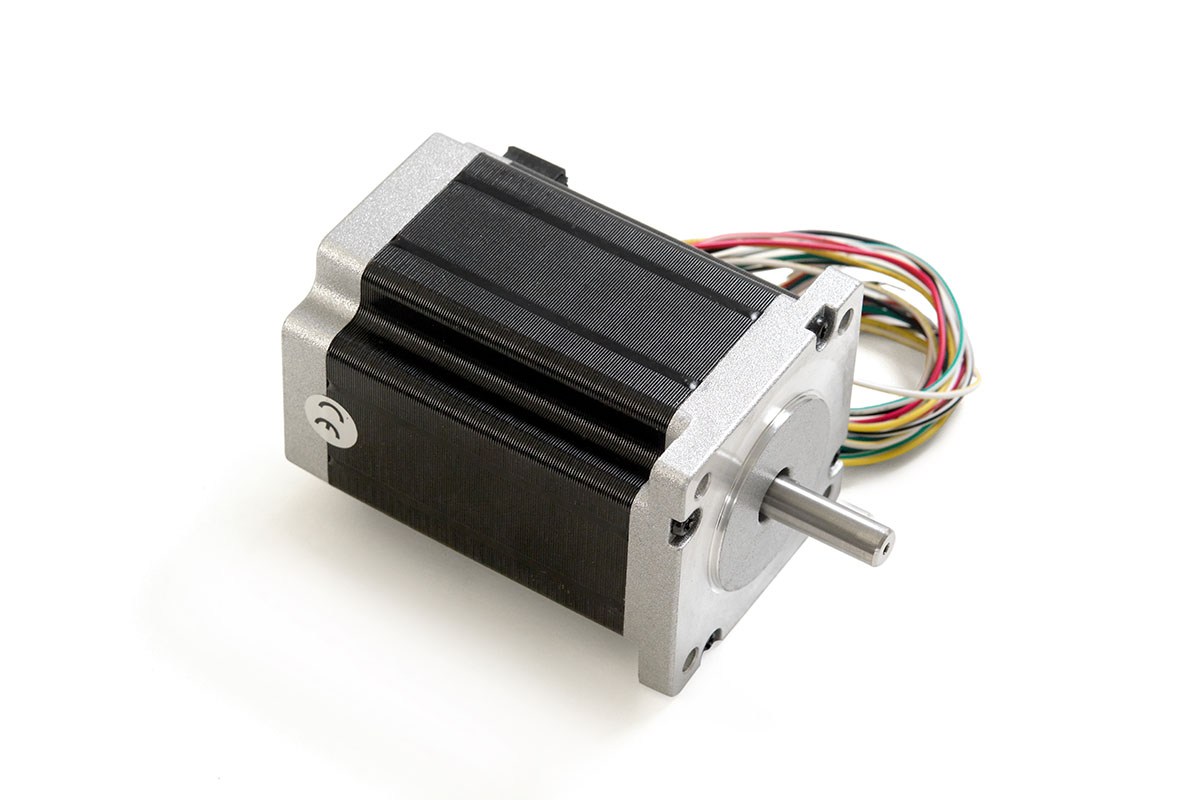 Nema 23 Sy60sth86 3008 Stepper Motor Polabs