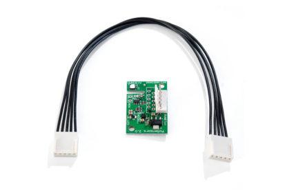 6 I2C sensors