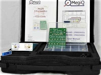 Megiq VNA0440SB VNA Vector Network Analyzer