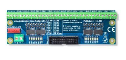 PoOptoIn industrial digital optical isolator